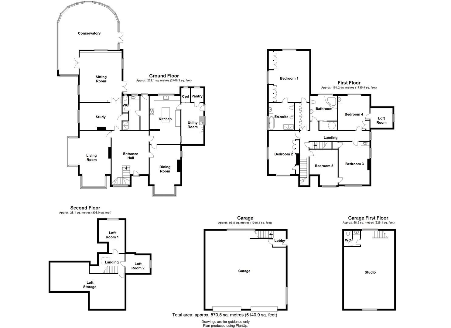 Baldock Road, Royston, Royston floorplan